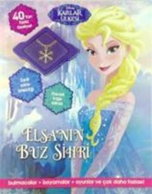 Disney Karlar Ülkesi Elsa'Nın Buz Sihri
