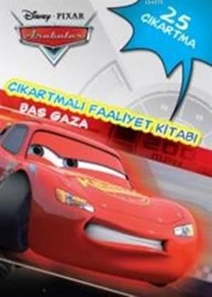Çıkartmalı Faaliyet Kitabı; Bas Gaza