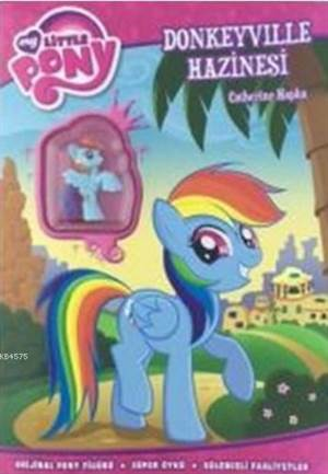 My Little Pony Donkey Ville Hazinesi