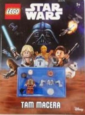 Disney Lego Star Wars Tam Macera