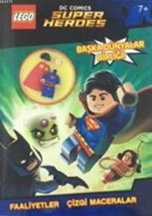 Lego DC Comics Super Heroes; Başka Dünyalar Birliği