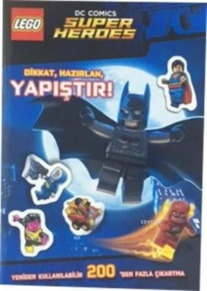 Lego DC Comics Super Heroes - Dikkat Hazırlan Yapıştır !