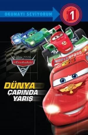 Disney Arabalar - Dünya Çapında Yarış; Okumayı Seviyorum
