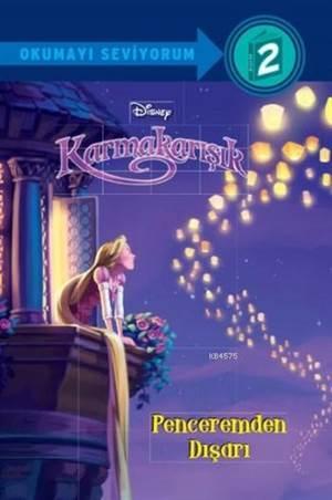 Disney Karmakarışık - Penceremden Dışarı; Okumayı Seviyorum - 2