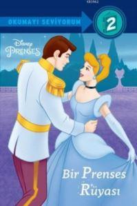 Disney Prenses - Bir Prenses Rüyası; Okumayı Seviyorum - 2