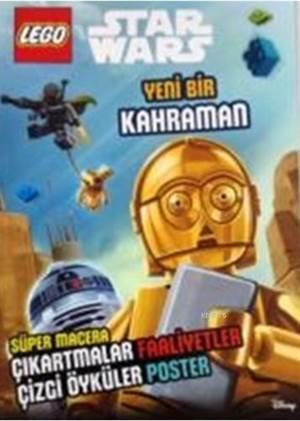 Disney Lego Star Wars Yeni Bir Kahraman