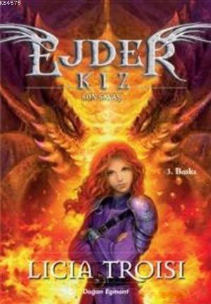 Ejder Kız 5. Kitap: Son Savaş