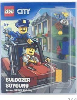 Lego Buldozer Soygunu