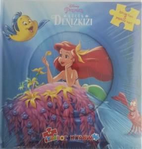 Disney Küçük Deniz Kızı-İlk Yapboz