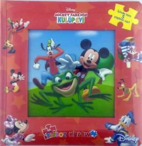 Disney Mickey Mouse - İlk Yapboz Kitabım