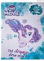 MLP Filmi - Sihirli Sulu Boya Kitabı