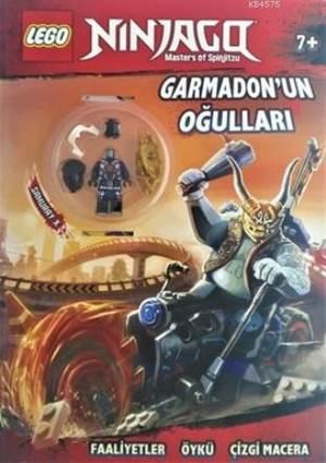 Lego Nınjago Garmadon'Un Oğulları