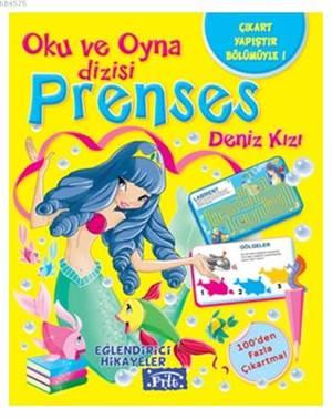 Oku Ve Oyna - Prenses Deniz Kızı