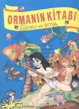 Oku ve Boya Ormanın Kitabı