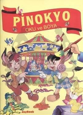 Oku ve Boya Pinokyo