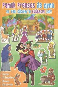 Pamuk Prenses ile Oyna ve Yedi Cücelerin Kulübesini Yap