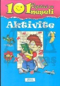 101 Eğitici ve Neşeli Aktivite: Mavi Kitap