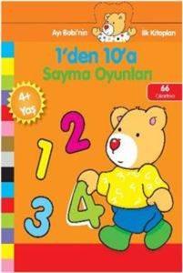 Ayı Bobinin İlk Kitapları 1'den 10'a Sayma Oyunları