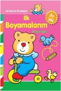 Ayı Bobinin İlk Kitapları İlk Boyamalarım Hayvanlar
