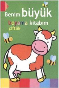 Benim Büyük Boyama Kitabım Çiftlik
