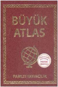 Parıltı Büyük Atlas (Ciltli)
