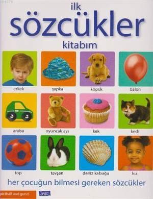 İlk Sözcükler Kitabım