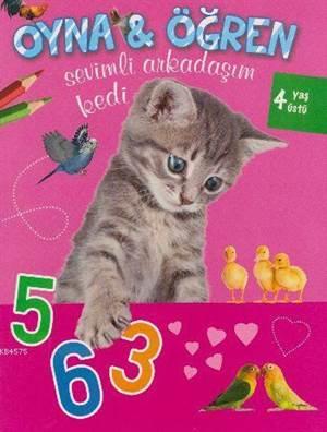 Oyna-Öğren Sevimli Arkadaşım Kedi