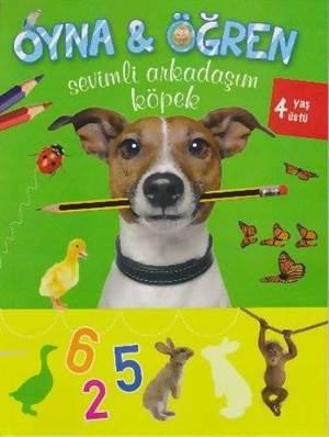 Oyna-Öğren Sevimli Arkadaşım Köpek 4 Yaş Üstü