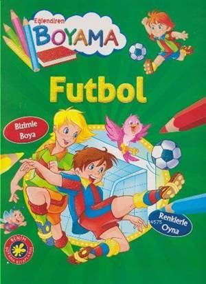 Eğlendiren Boyama-Futbol