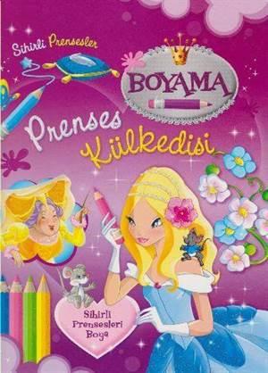 Sihirli Prensesler-Prenses Külkedisi