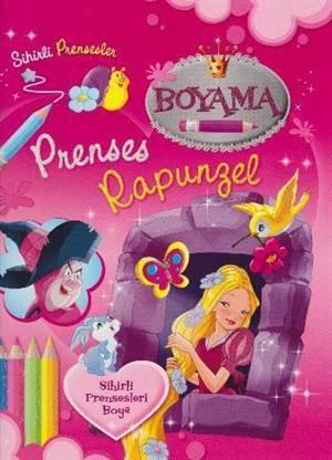 Sihirli Prensesler-Prenses Rapunzel