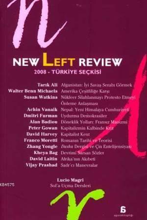 New Left Review 2008 Türkiye Seçkisi