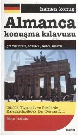 Almanca Konuşma Kılavuzu