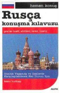 Hemen Konuş Rusça Konuşma Kılavuzu