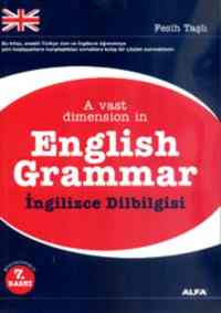A Vast Dimension English Grammar