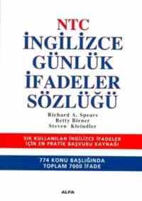 NTC İngilizce Günlük İfadeler Sözlüğü