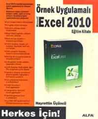 Örnek Uygulamalı Exel 2010 Eğitim Kitabı
