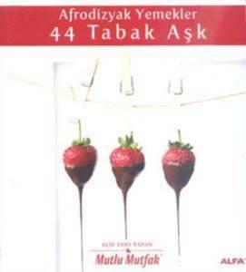 Afrodizyak Yemekler - 44Tabak Aşk