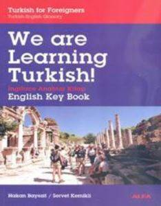 We are Learning Turkish