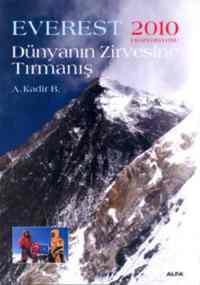 Everest-Düyanın Zirvesine Tırmanış