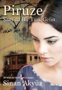 Piruze Şam'da Bir Türk Gelin (Cep Boy)