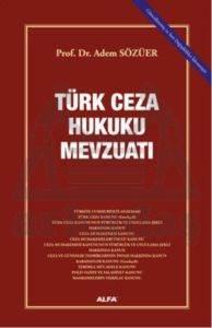 Türk Ceza Hukuku Mevzuatı
