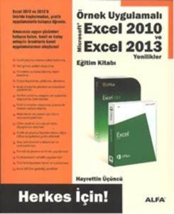 Excel 2010 ve Excel 2013
