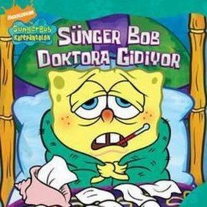 SüngerBob Karepantolon-Sünger Bob Doktora Gidiyor
