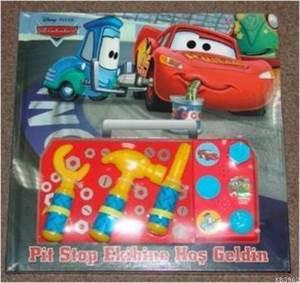 Pit Stop Ekibine H ...