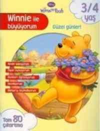 Winnie the Pooh - Winnie ile Büyüyorum