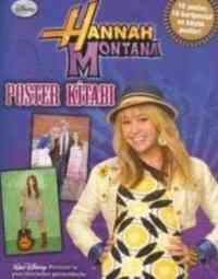 Hannah Montana Poster Kitabı