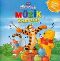 Winnie the Pooh Müzik Zamanı!
