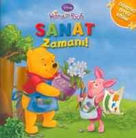Winnie the Pooh Sanat Zamanı!