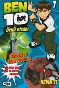 Ben 10 Öykü Kitabı 1 Birden 10 Oldular